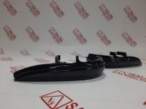 Фонарь бокового указателя поворота ВАЗ 2180 ВЕСТА, бегущий повторитель в стиле LEXUS тонированный
