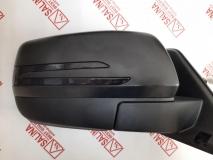 Комплект зеркал ВАЗ 21214 нового образца, с бегущим повторителем в стиле Мерседес + ДХО