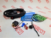 Проводка для подключения противотуманных фар LADA XRAY
