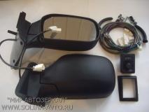 Комплект зеркал ВАЗ 21214, электропривод обогрев