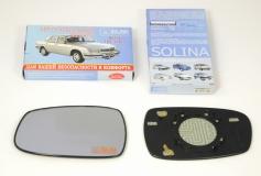Зеркальные элементы на рамке ГАЗ 31105 (Волга), нейтральный антиблик, обогрев