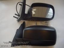 Зеркало заднего вида ВАЗ 2123  ШЕВИ-НИВА электропривод обогрев нового образца