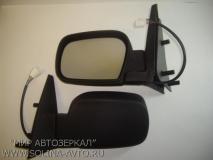 Зеркало заднего вида ВАЗ 2123, ШЕВИ-НИВА, электропривод, обогрев, старого образца