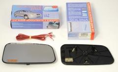 Зеркальные элементы на рамке ВАЗ 2110,