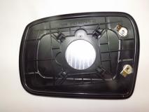 Зеркальный элемент на рамке ВАЗ 2123 в корпус нового образца, нейтральный антиблик, обогрев, на квадратный моторедуктор.