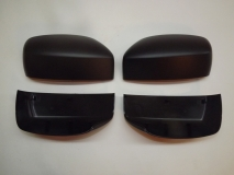 Облицовка зеркала заднего вида ВАЗ 2123 Шеви-Нива тисненая.