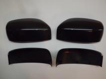 Облицовка зеркала заднего вида ВАЗ 2123 Шеви-Нива гладкая под покраску.
