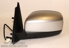 Зеркало заднего вида ВАЗ 2123  ШЕВИ-НИВА  электропривод, обогрев, нового образца, окрашенное