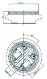 Привод электрический большой (моторедуктор)