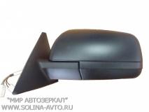 Зеркальные элементы на рамке ВАЗ 2170