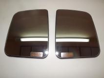 Зеркальный элемент на рамке УАЗ