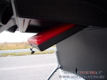 Обшивка крышки багажника Гранта седан