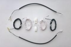 Жгут проводов для подключения повторителей поворота зеркал 2191 Лада Гранта