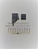 Разъем 10 PIN с контактами для управления зеркалами