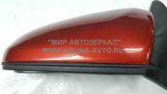 Накладка на облицовку зеркала заднего вида ВАЗ 2180 ВЕСТА окрашенная