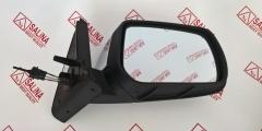 Зеркало ВАЗ 21214 НИВА нового образца тросовый привод, ХРОМ
