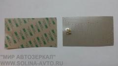 Нагревательный элемент /плата обогрева/ УАЗ Патриот
