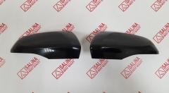 Облицовка зеркала заднего вида ВАЗ 2180 ЛАДА ВЕСТА для зеркала с повторителем поворота неокрашенная, гладкая