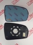Зеркальные элементы на рамке ВАЗ 2180 VESTA голубой антиблик, обогрев