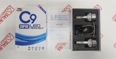 Светодиодные лампы С9 Super LED 6000K