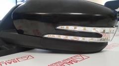Комплект зеркал ВАЗ 21214 Нива в стиле Лада Гранта с двойным бегающим повторителем Мерседес