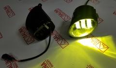 LED противотуманные фары на Калину, Гранту, Ларгус, Датсун