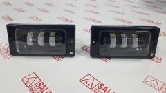 Светодиодные LED противотуманные фары ВАЗ 2110-2112,2113-2115, Шевроле Нива (до рестайлинга) Sal-man