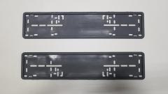 Рамка для номера силиконовая