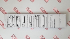 Комплект силиконовых рамок для номера со стальной основой и винтами