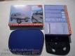 Зеркальные элементы ВАЗ 2123, голубой антиблик, обогрев, под круглый моторедуктор
