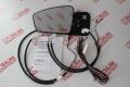Комплект зеркальных элементов ВАЗ 2191 Гранта, Гранта FL, с обогревом со жгутом для подключения